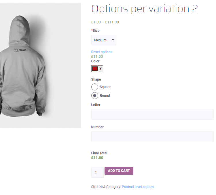 Woocommerce TM Extra Product Options 中文汉化下载